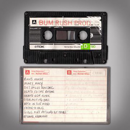 DJ Nu-Mark - Bum Rush Productions Mixtape