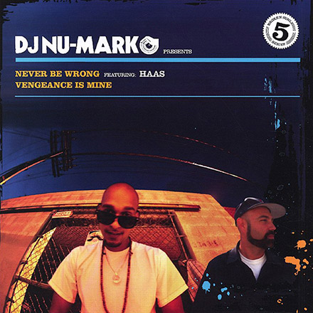 DJ Nu-Mark - Never Be Wrong