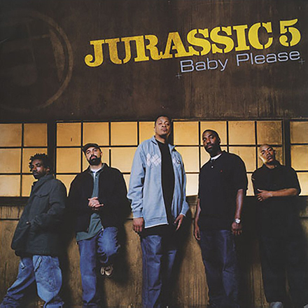 DJ Nu-Mark - Jurassic 5 - Baby Please