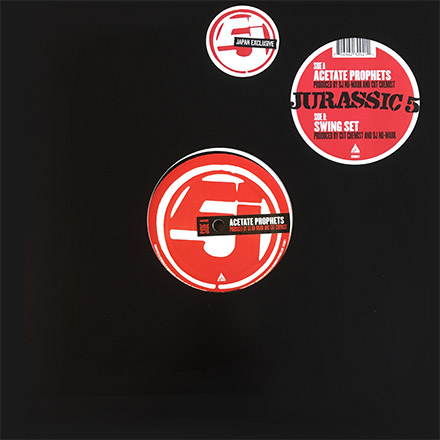 DJ Nu-Mark - Jurassic 5 - Acetate Prophets