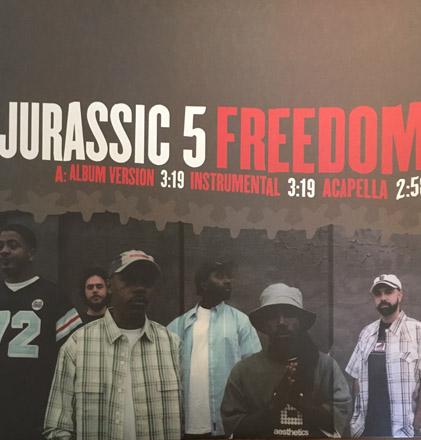 DJ Nu-Mark - Jurassic 5 - Freedom