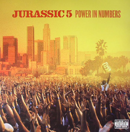 DJ Nu-Mark - Jurassic 5 - Power In Numbers