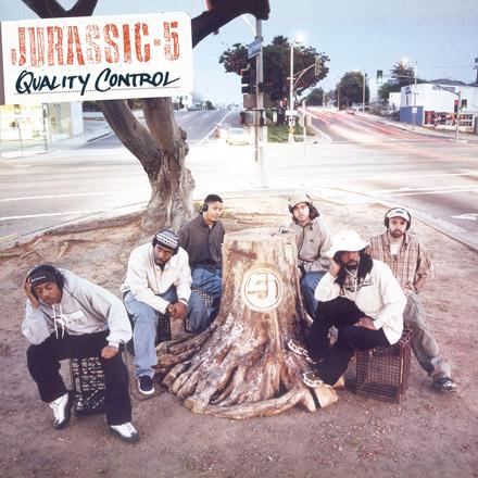DJ Nu-Mark - Jurassic 5 - Quality Control
