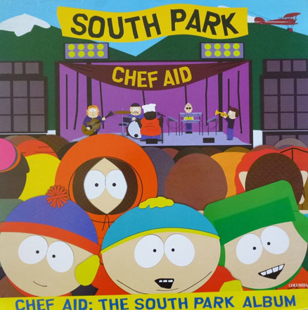 DJ Nu-Mark - South Park - Chef Aid