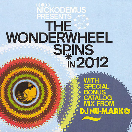 DJ Nu-Mark - The Wonderwheel Spins - Mix