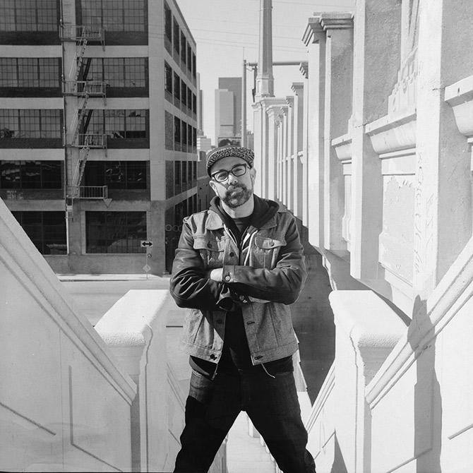 DJ Nu-Mark - Bio Pic