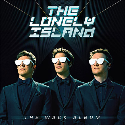 DJ Nu-Mark - The Lonely Island - Wack Album