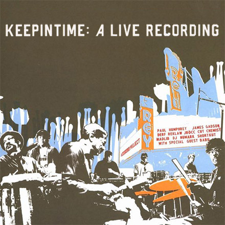 DJ Nu-Mark - Keepintime