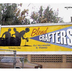 DJ Nu-Mark - Blendcrafters