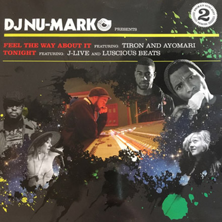 DJ Nu-Mark - Feel The Way About It
