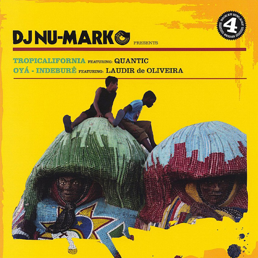 DJ Nu-Mark - Tropicalifornia