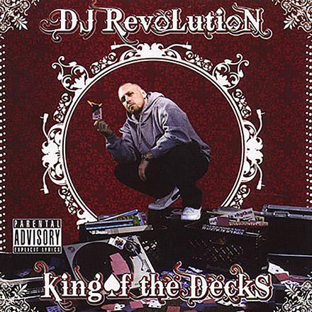 DJ Nu-Mark - DJ Revolution - King Of The Decks