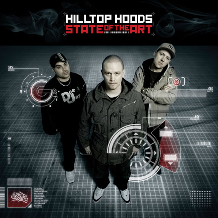DJ Nu-Mark - Hilltop Hoods - State Of The Art