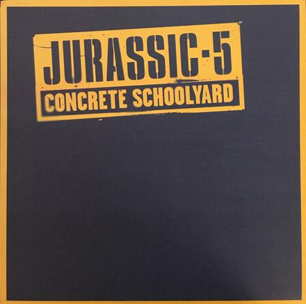 DJ Nu-Mark - Jurassic 5 - Concrete Schoolyard