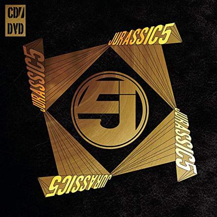 DJ Nu-Mark - Jurassic 5 - Deluxe Reissue