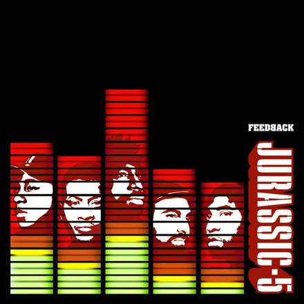 DJ Nu-Mark - Jurassic 5 - Feedback