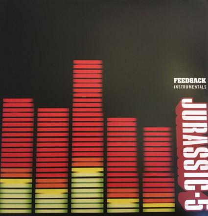 DJ Nu-Mark - Jurassic 5 - Feedback Instrumentals