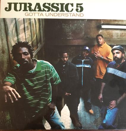DJ Nu-Mark - Jurassic 5 - Gotta Understand