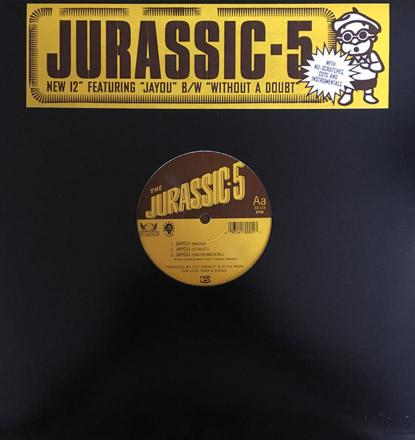 DJ Nu-Mark - Jurassic 5 - Jayou 12