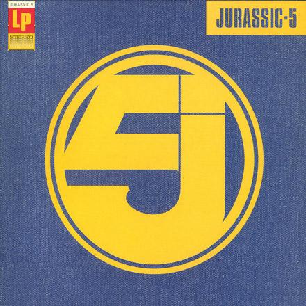 DJ Nu-Mark - Jurassic 5 LP
