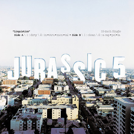 DJ Nu-Mark - Jurassic 5 - Linguistics