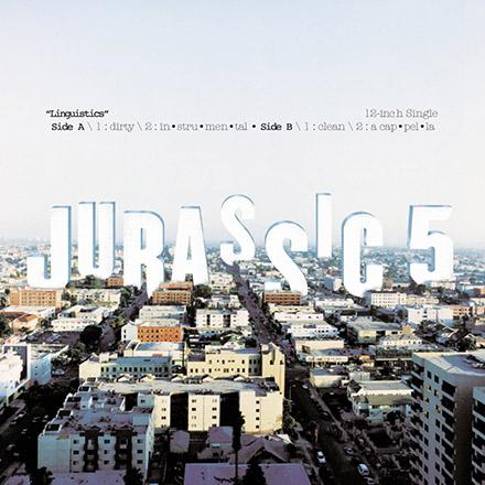 DJ Nu-Mark - Jurassic 5 - Linguistics