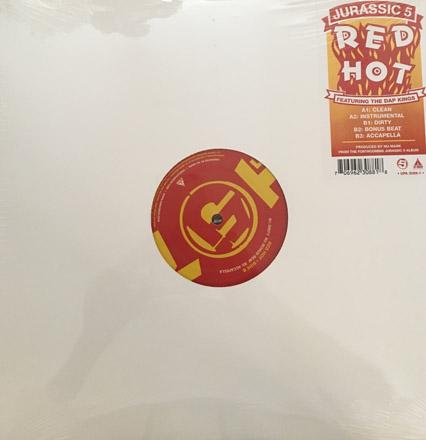 DJ Nu-Mark - Jurassic 5 - Red Hot