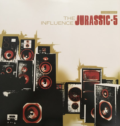 DJ Nu-Mark - Jurassic 5 - The Influence