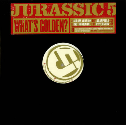 DJ Nu-Mark - Jurassic 5 - What's Golden