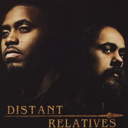 DJ Nu-Mark - Nas Damian Marley - Distant Relatives Remix