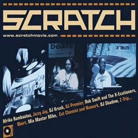 DJ Nu-Mark - Scratch