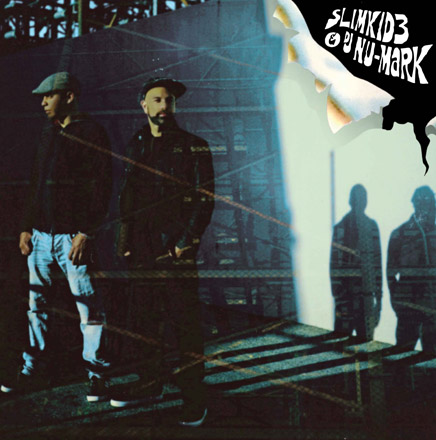 DJ Nu-Mark - Slimkid3 & DJ Nu-Mark Album