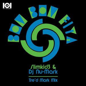 DJ Nu-Mark - Slimkid3 & DJ Nu-Mark - Tre'd Mark Mix 101 Apparel