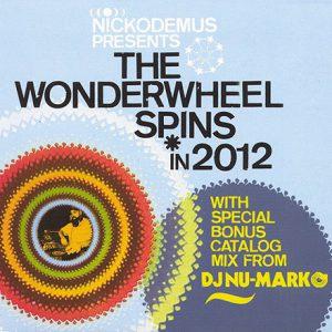 DJ Nu-Mark - The Wonderwheel Spins - Mix