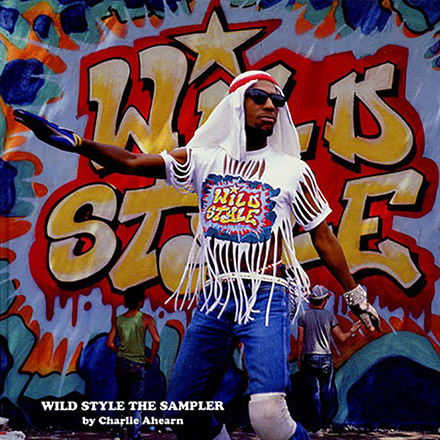 DJ Nu-Mark - Wildstyle - The Sampler book