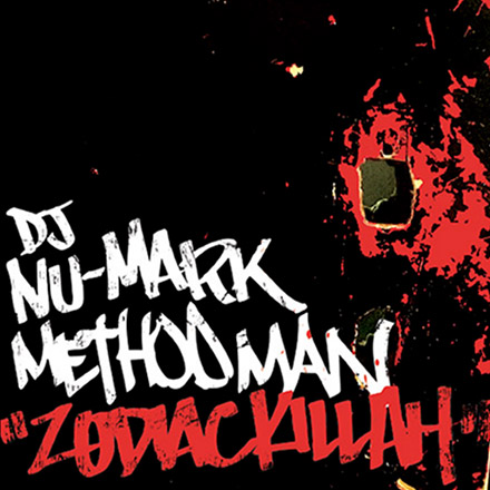 DJ Nu-Mark - DJ Nu-Mark feat. Method Man - Zodiac Killah