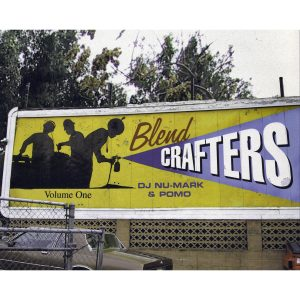 DJ Nu-Mark - Blend Crafters Album Art