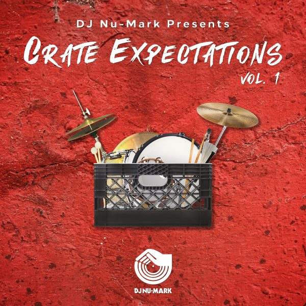 DJ Nu-Mark - Crate Expectations Vol 1
