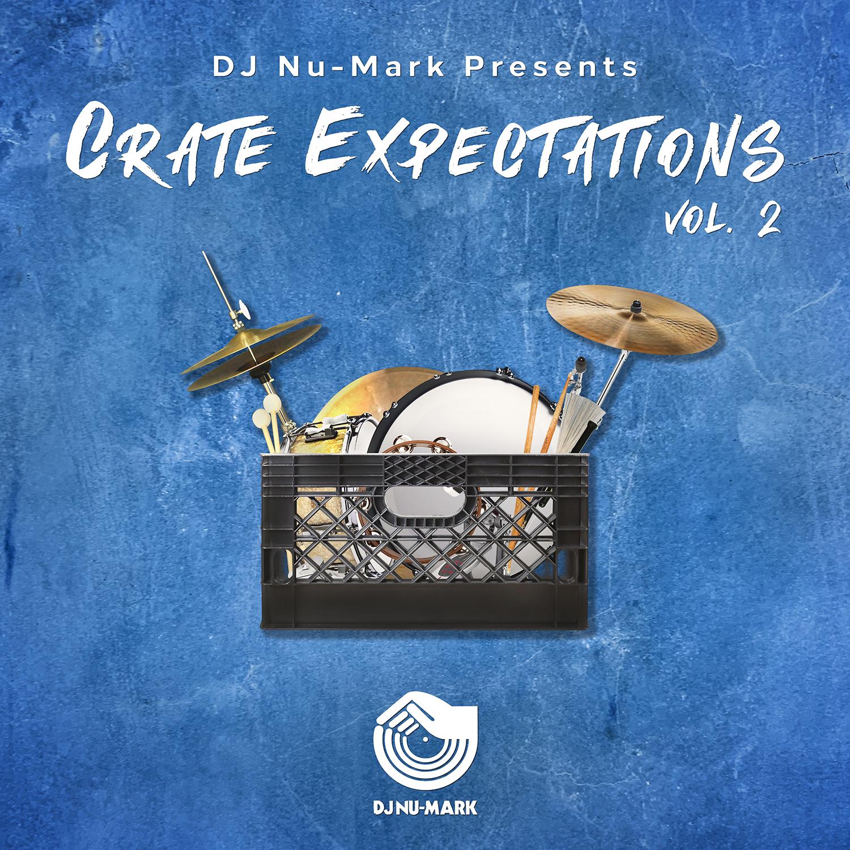DJ Nu-Mark - Crate Expectations Vol 2