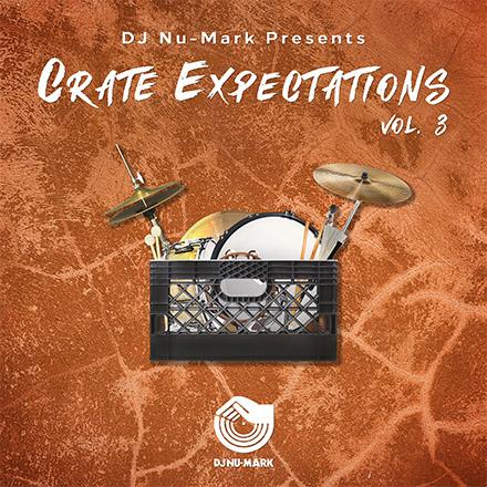 DJ Nu-Mark - Crate Expectations Vol3