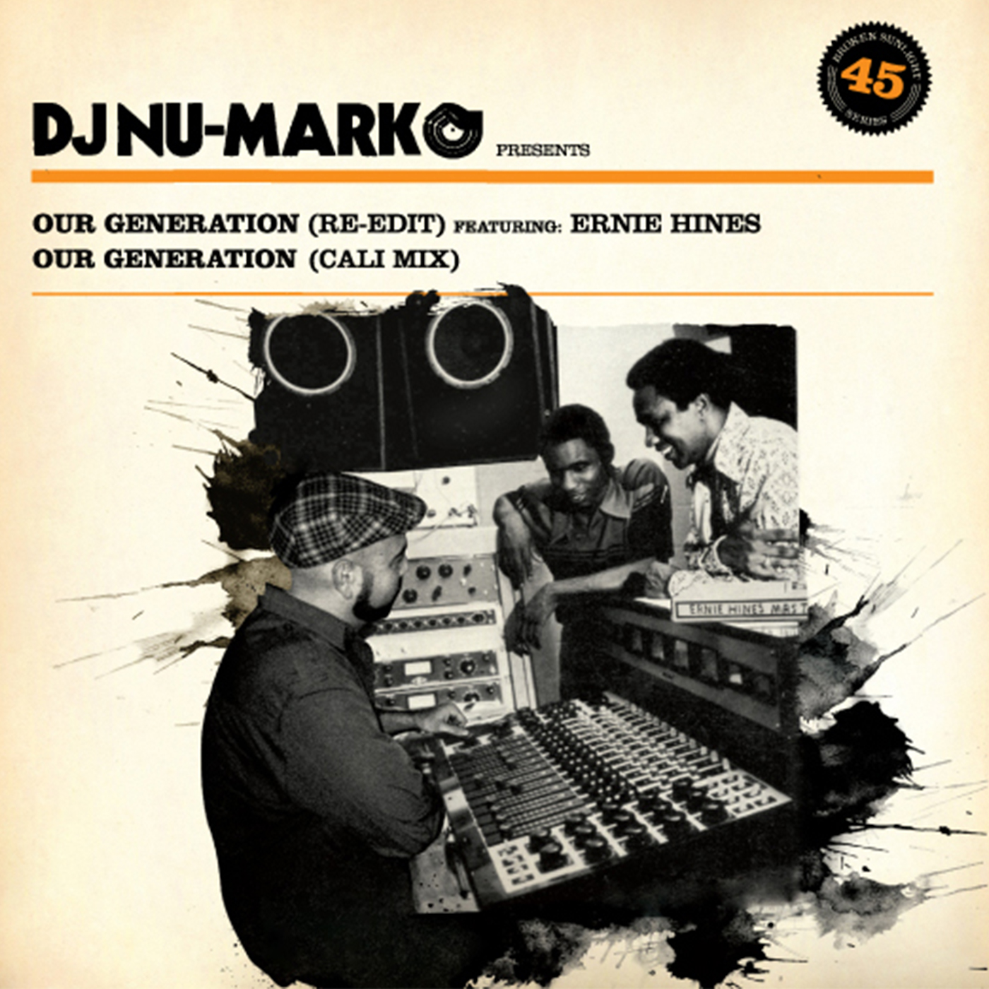 DJ Nu-Mark - Our Generation (Cali Mix)