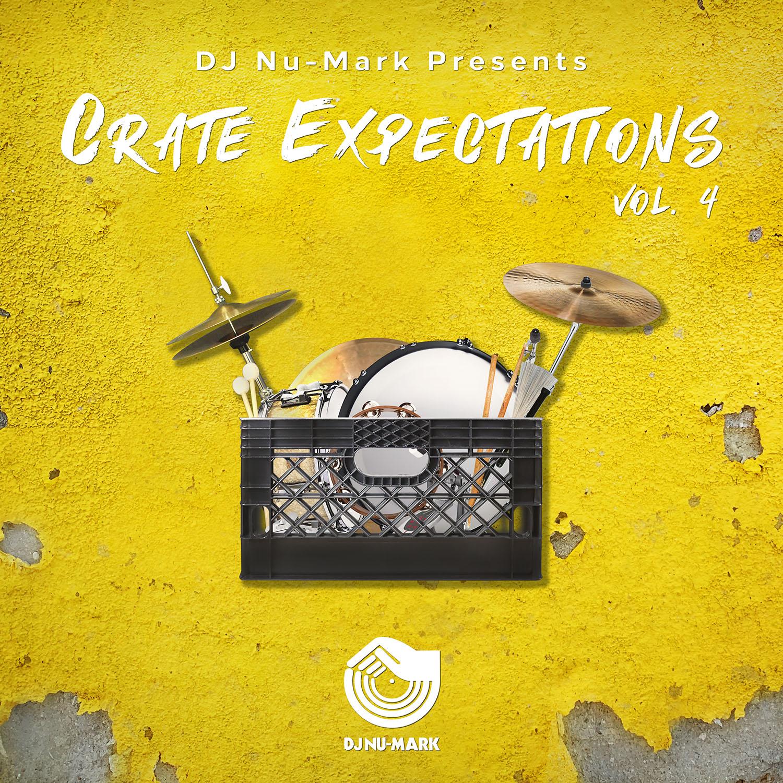 DJ Nu-Mark - Crate Expectations Vol 4