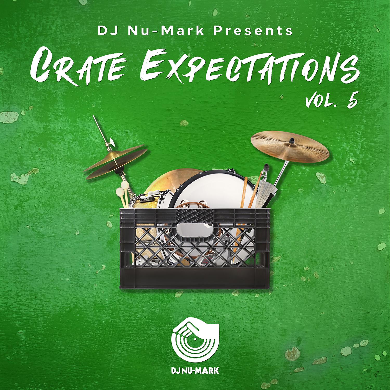DJ Nu-Mark - Crate Expectations Vol 5
