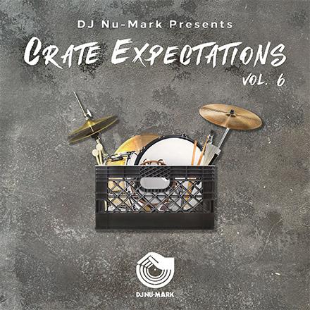 DJ Nu-Mark - Crate Expectations Vol 6