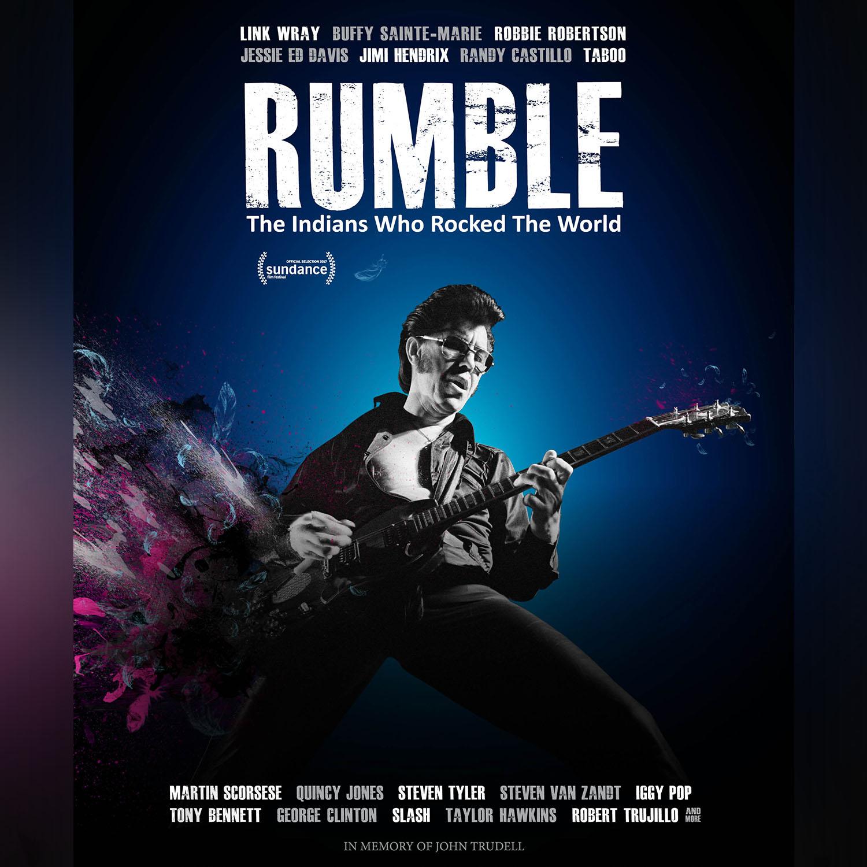 DJ Nu-Mark - Rumble