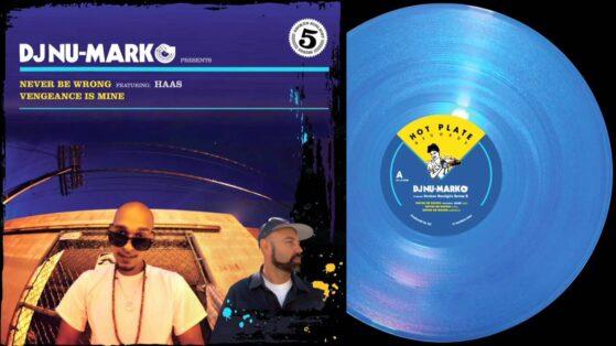 DJ Nu-Mark feat. Haas - Never Be Wrong