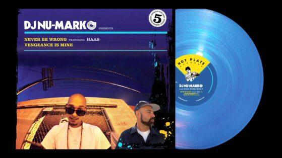 DJ Nu-Mark - Vengeance Is Mine